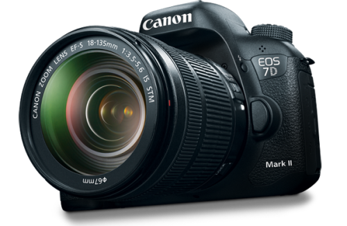Review Canon EOS 7D Mark II - Powerful but without Wi-Fi