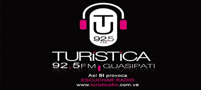 TURISTICA 92.5 FM GUASIPATI