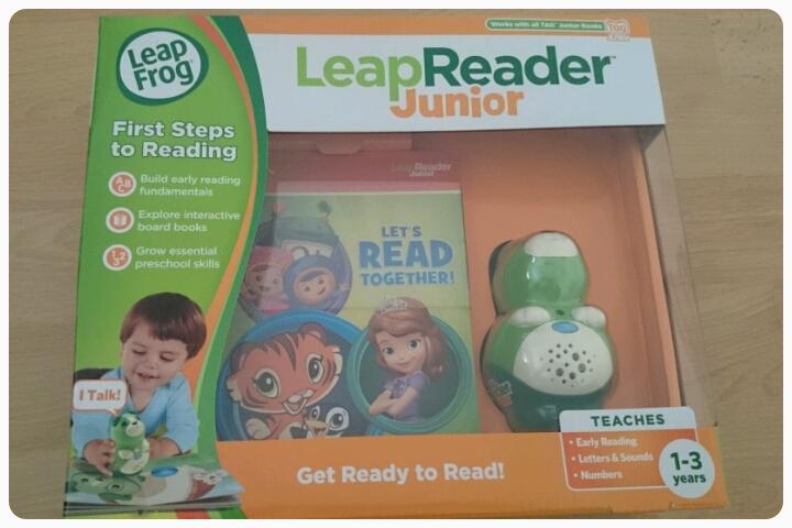 leapfrog leapreader junior