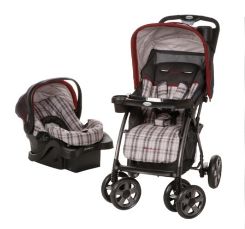 Target Eddie Bauer Travel System Stroller And Car Seat Just 16999 Shipped