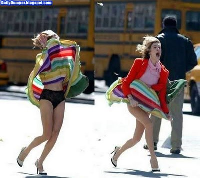 Celebrity Humiliated In Public By The Winds