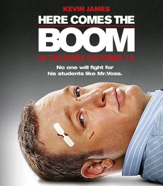 Here Comes the Boom 2012