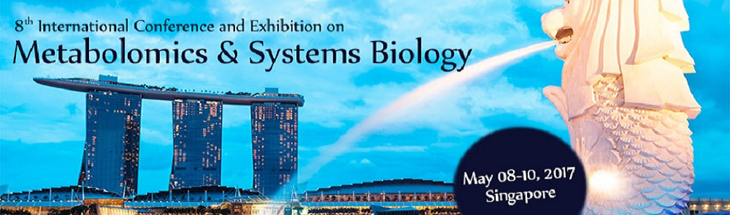 8<sup>th</sup> International Conference and Exhibition on Metabolomics