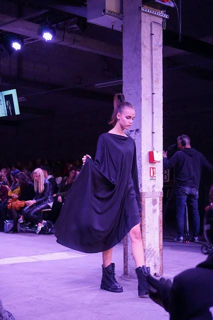 Blog o Francji Chic & Choc: Pokaz mody, Lille, Francja 2015 - projektant: Laurance Andre