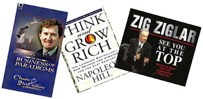 Business of Paradigms, Napoleon HIll, Zig Zigler