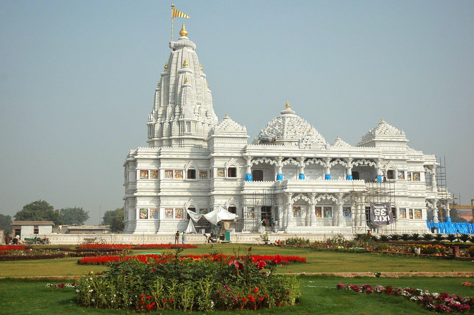vaishno devi road with Famous Temples In Vrindavan on Vaishnodevi Yatra Banganga To Charan Paduka also Watch further Famous Temples In Vrindavan also Dsc02017 3 together with Amarnath Temple Considered To Be One Of.