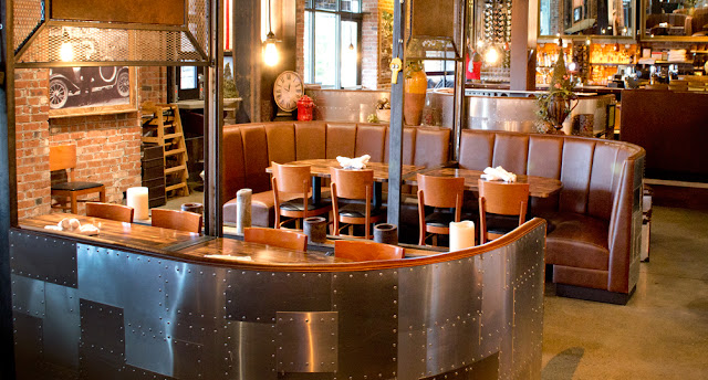Restaurant Booth Style Seating