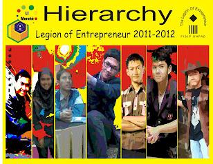 Hierarchy 2011-2012