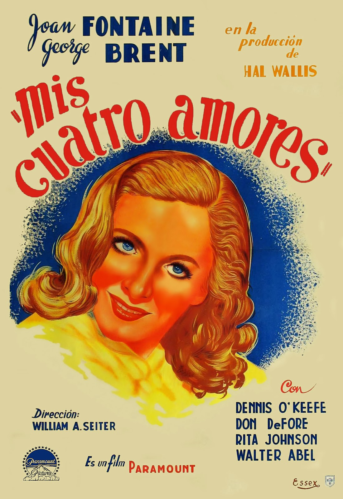 Mis cuatro amores (1945)