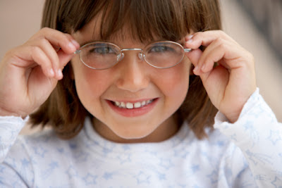 What Children Think People Who Wear Glasses