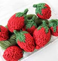 http://www.ravelry.com/patterns/library/strawberry-sachets