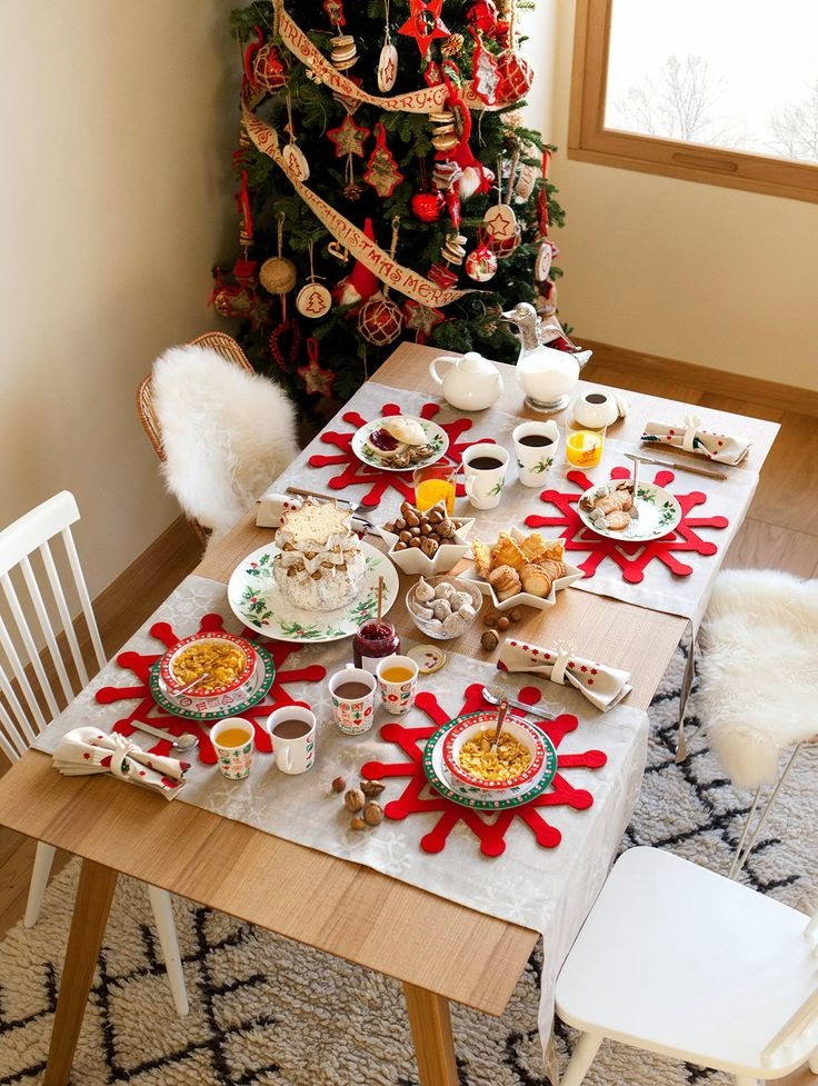Ecce home una tavola di natale per tutti i gusti for Table zara home