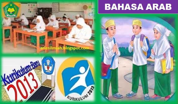 Js Aries Blog Perangkat Pembelajaran Bahasa Arab Mi Kurikulum 2013