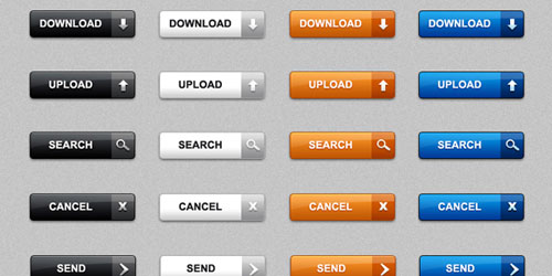 Free Search and Download Web Buttons