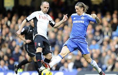 Chelsea 1 - 1 Fulham (2)