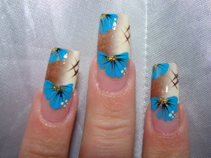 Nail Art Designs::Latest Style