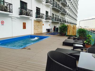 hotel baru - imperial heritage hotel melaka