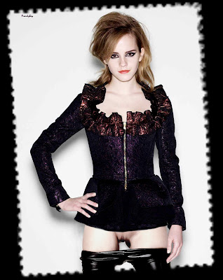 599202990 Emma Watson 06a frankyboy 123 183lo Emma Watson Nude Showing her Boobs & Pussy Fake