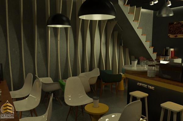 ออกแบบร้านกาแฟ ตกแต่งร้านกาแฟ ออกแบบตกแต่งร้านกาแฟ