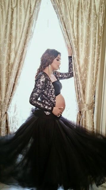 Foto Seksi Ashanty Saat Hamil 7 Bulan