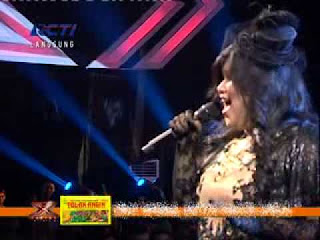 Video Shena Malsiana – Inikah Cinta X Factor Indonesia
