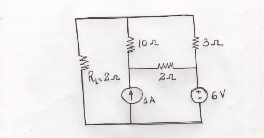 circuitos el u00e9ctricos  ejemplo norton fuentes independientes