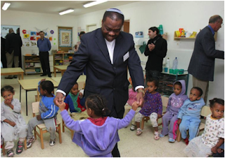 Primo de Michele Obama será o primeiro rabino-chefe negro dos EUA