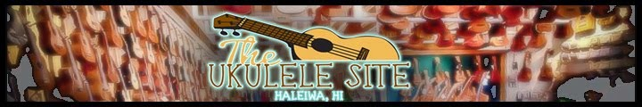 The Ukulele Site