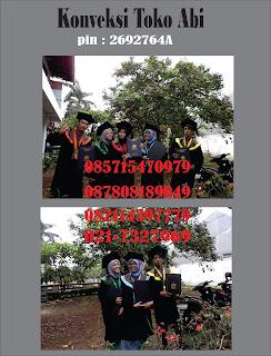 Konveksi Toga Wisuda di Daerah Jombang Ciputat Tangerang Selatan