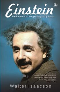 Biografi Einstein oleh Walter Isaacson