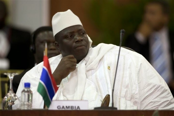 LGBT rights in Africa: Gambia's Life Imprisonment for Homosexuals