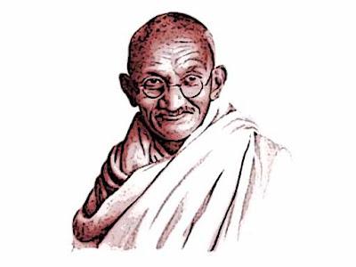 mahatma gandhi thesis online