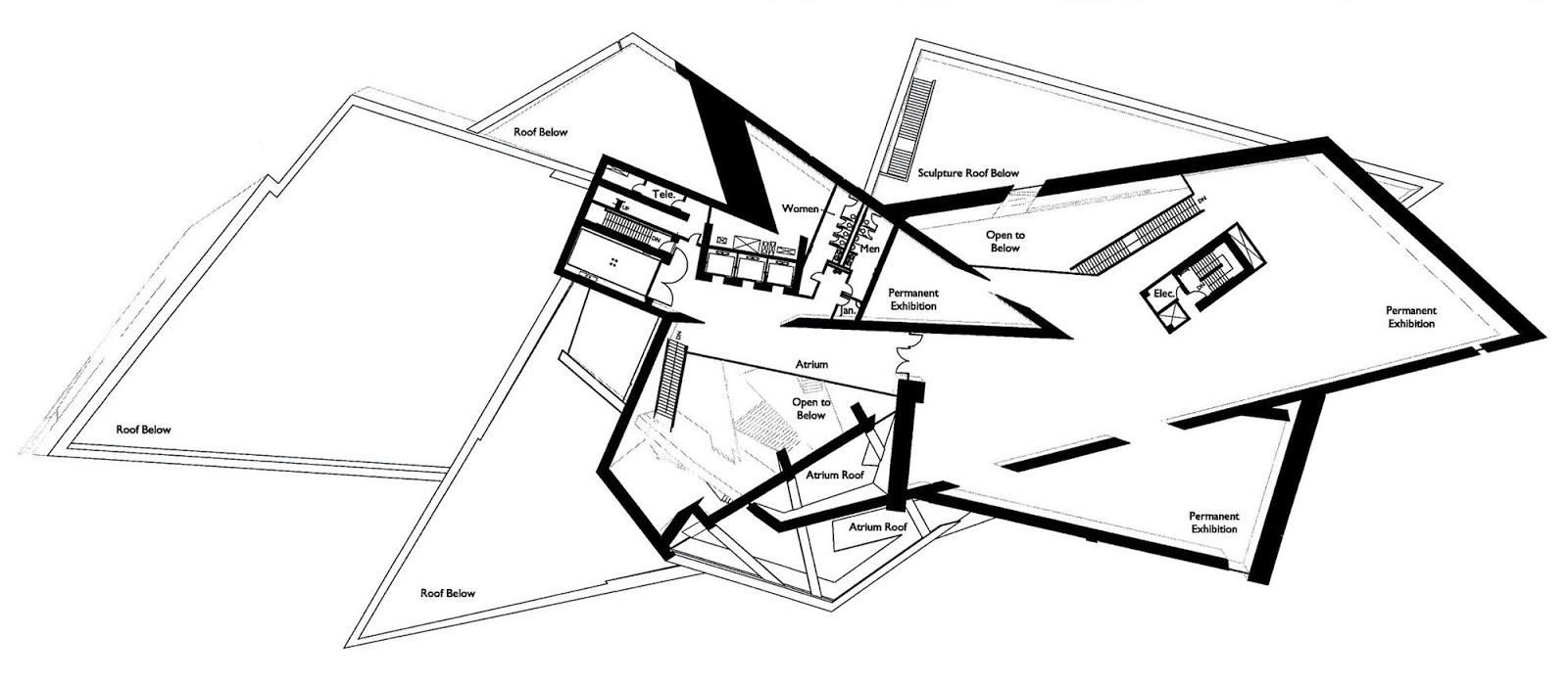 Arch1101 2013 jacky yuen daniel libeskind for Denver art museum concept