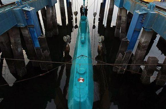 Kapal Selam Iran Kelas Ghadir