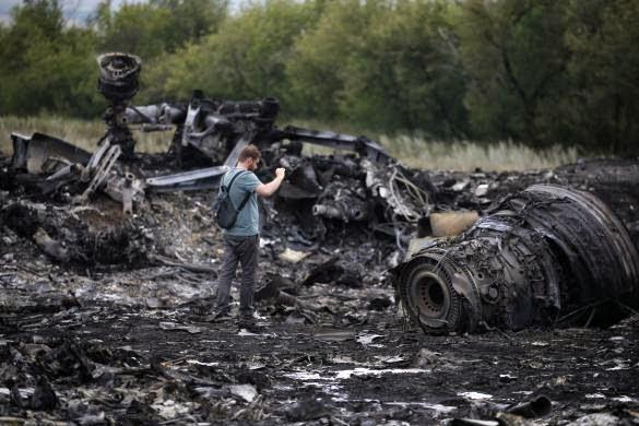 самолетната катастрофа
