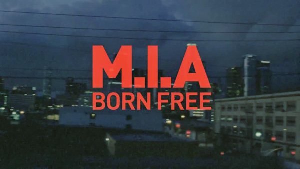 Romain Gavras Born Free