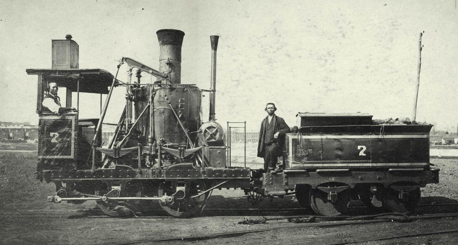 steam engine traduccion