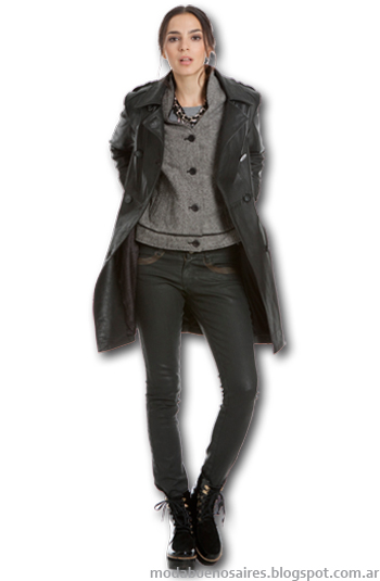 Perramus moda invierno 2013 abrigos