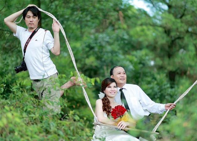Ảnh cười Facebook: Để có một bức ảnh đẹp