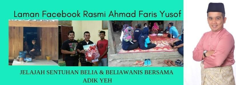 AHMAD FARIS YUSOF