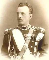 Grand Duke Peter Nikolaevich of Russia (10 January 1864 – 17 January 1931)