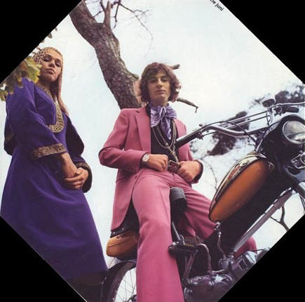 Puch bikes and fashion 1971
