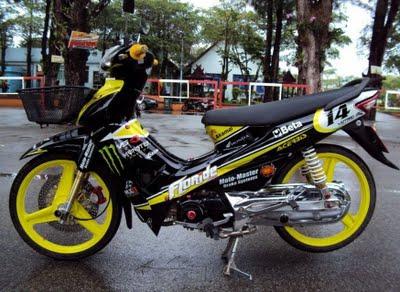 Modif Yamaha Alpha