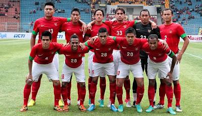 22 DAFTAR NAMA SKUAD INTI TIMNAS INDONESIA PIALA AFF 2012