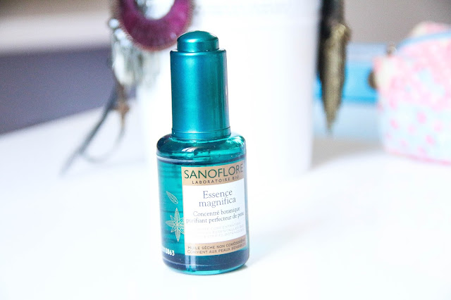 Serum antin imperfection, bio et naturel