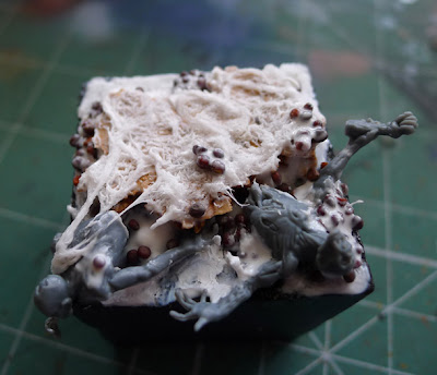Superglue nasty base nurgle monster microwave ugle bubonic pestilent