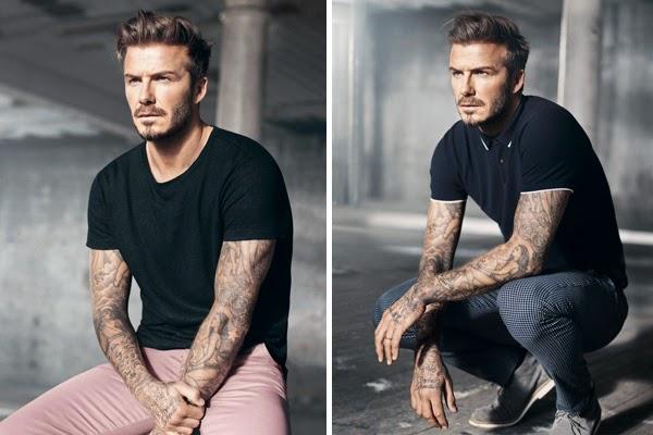 ropa hombre H&M David Beckham primavera verano 2015