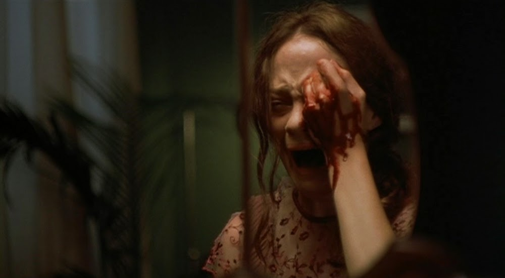 Angela Bettis in May