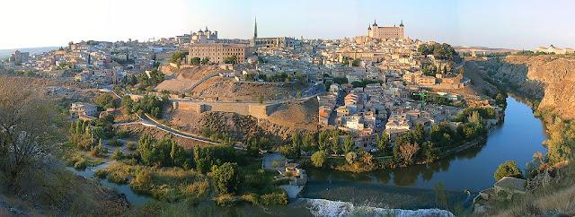 Toledo, vista panorámica - que visitar