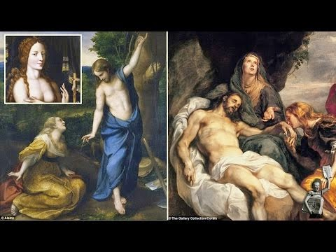 Jesus & Mary Magdalene Were 'Married With Children,' Ancient Manuscript Claims